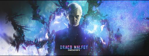 Draco Malfoy by OneDayGFX