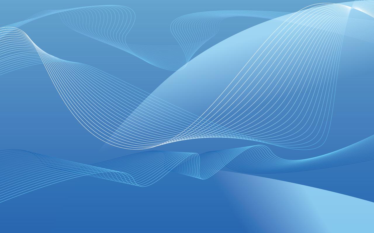 blue waves - widescreenfauxat on deviantart