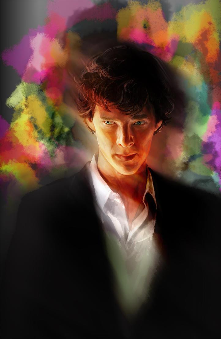 Sherlock BBC WIP by ymymy