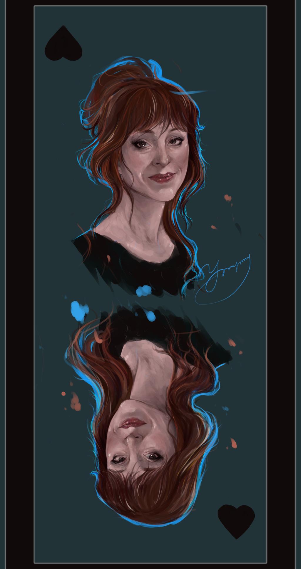 Rowena-Contest by ymymy