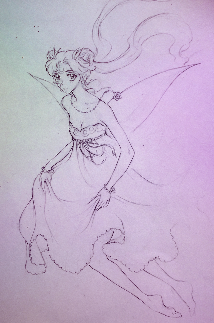Princess Serenity by ymymy