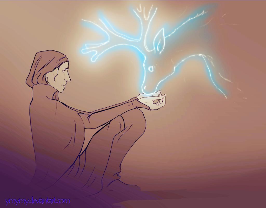 Severus by ymymy