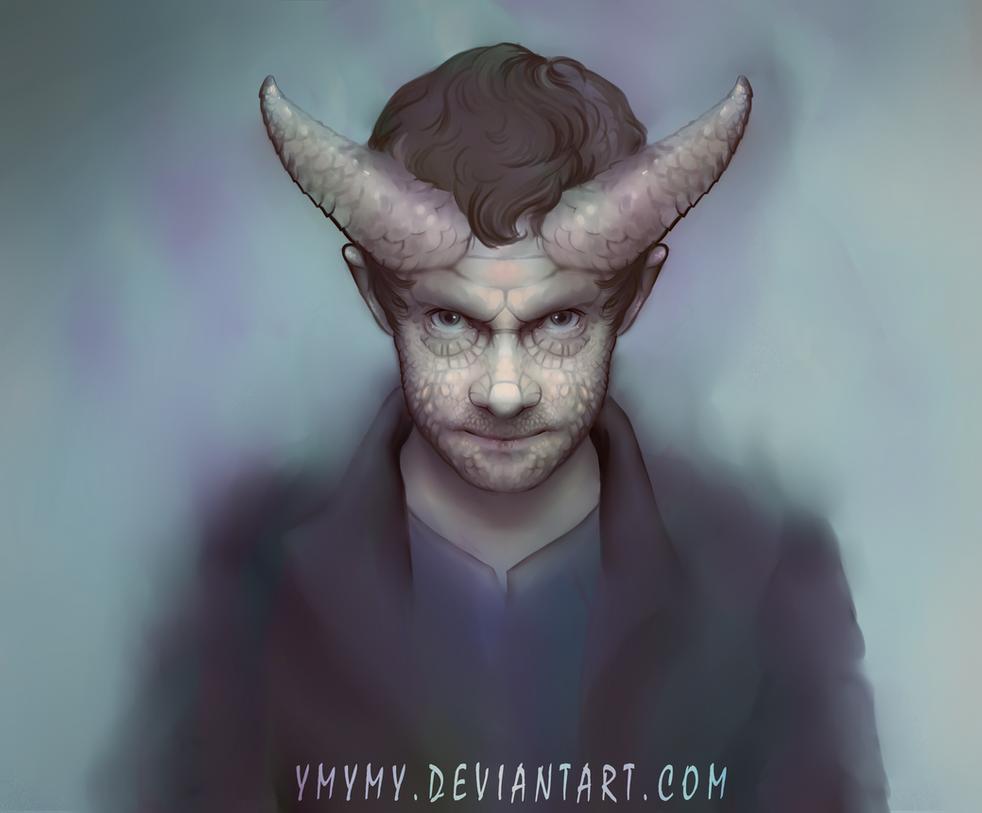 Martin Freeman - Demon John Watson))) by ymymy