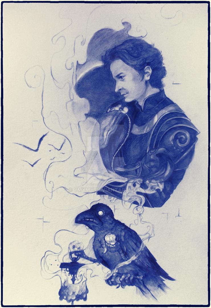 Gabriel-trickster by ymymy