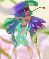 comm-fairy Bahiya by ymymy