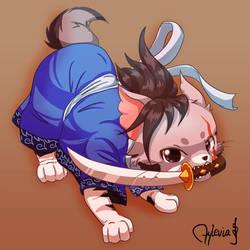 Kenshin-Castle Cats