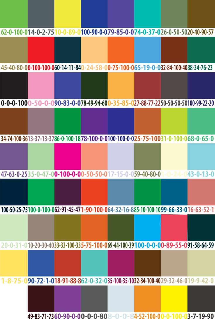 Pantone Colors In Illustrator