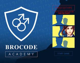 [BL Game] Brocode Academy by ashuuya