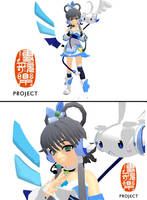 MMD Luo Tianyi Download by Pikadude31451