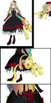MMD Vocaloid Mayu by Pikadude31451