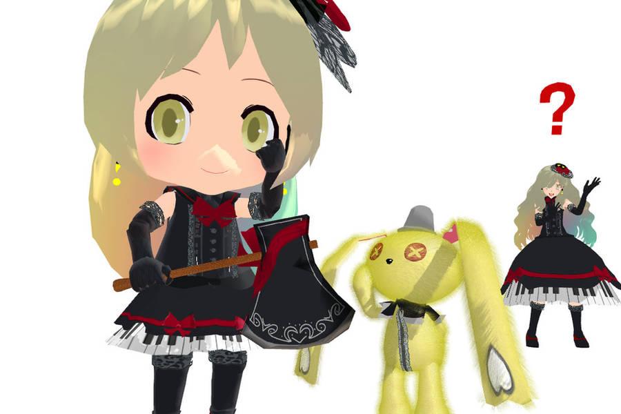 Nendoriod Mayu (Download + Mimi Update) by Pikadude31451