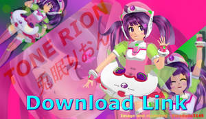 MMD Tone Rion Download [V.3.0]