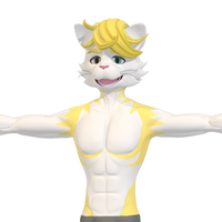 Texturing him was a Pain