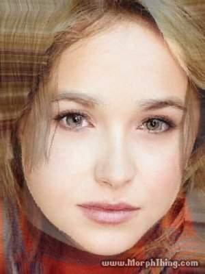 Hayden Panettiere-Ellen Paige by ~x-WolfGirl13-x on deviantART