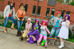 My Little Pony~ The Whole Gang!
