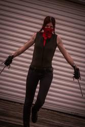 Elektra Natchios Marvel's Daredevil Cosplay