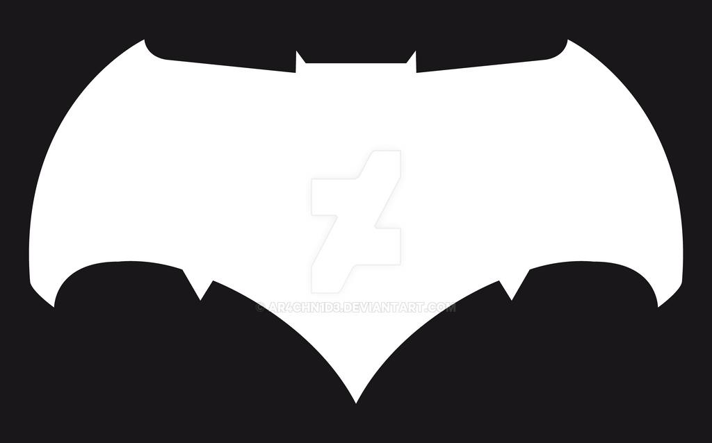 how to draw a cool batman symbol