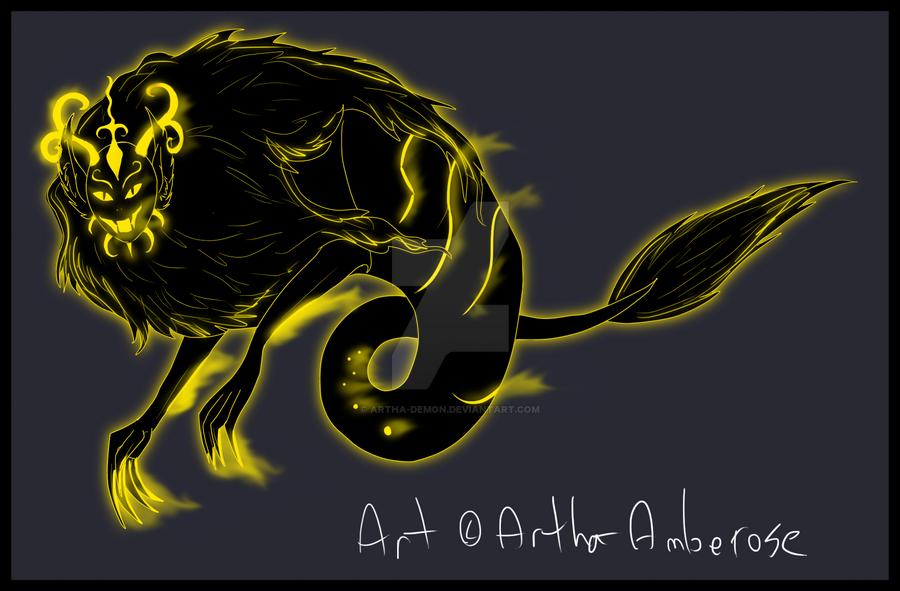 Haloween Spirit Auction - SOLD by Artha-Demon