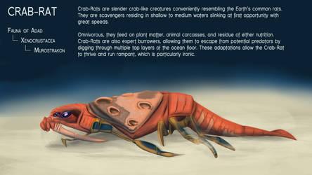Crab-Rat by Dingbat1991