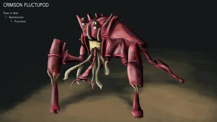 Crimson Fluctupod