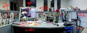 My workstation.....