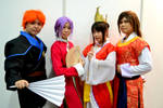 AFAMY 2012 : Team Suzaku by darkLuciferZ