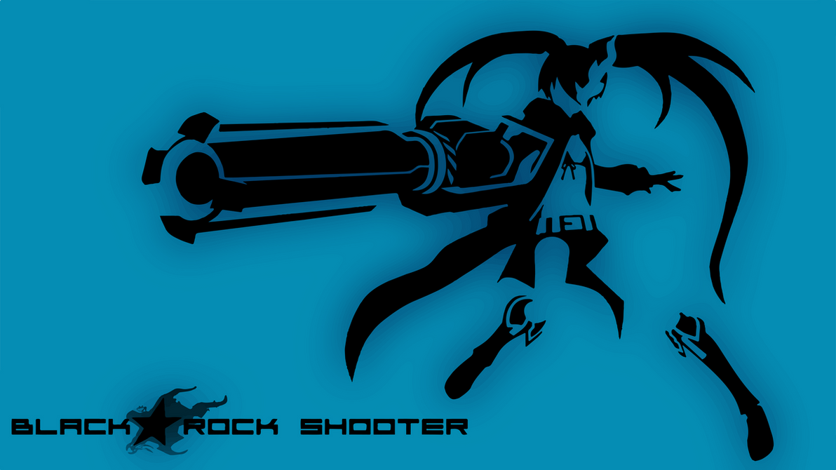 Black Rock Shooter wallpaper by Carionto on DeviantArt