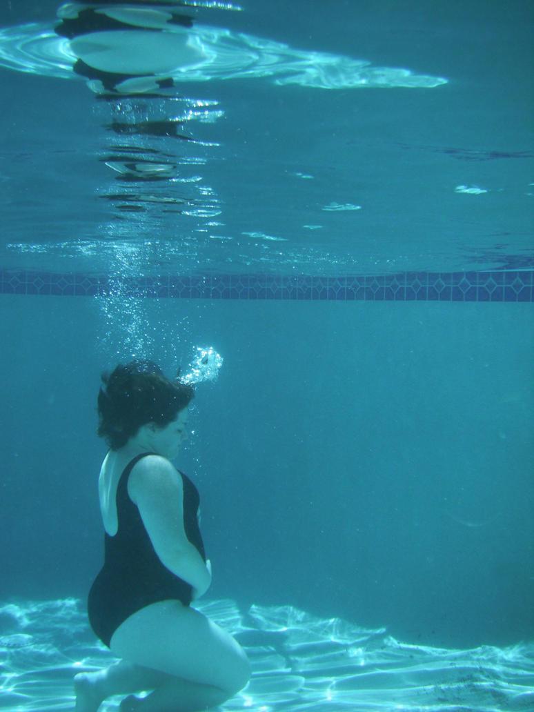 Underwater bbw