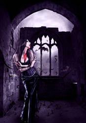 Bat Girl by Kryseis-Art
