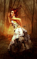 Lady Scarlett by Kryseis-Art