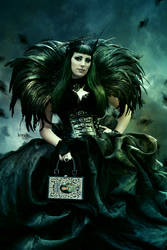 Darkness by Kryseis-Art