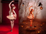 Dancing Doll Before After
