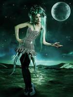 AlienA by Kryseis-Art
