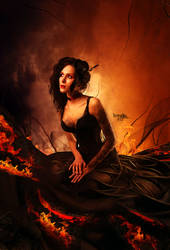 My Hell by Kryseis-Art