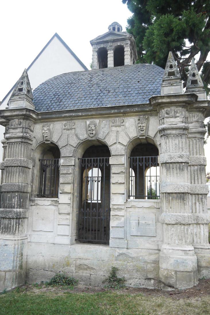 Chapelle 2 by Kryseis-Art