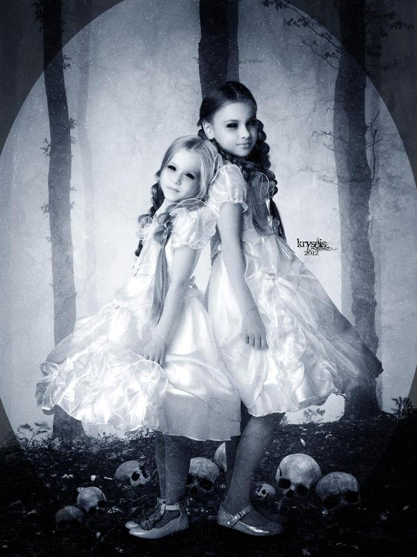 Sisters by Kryseis-Art