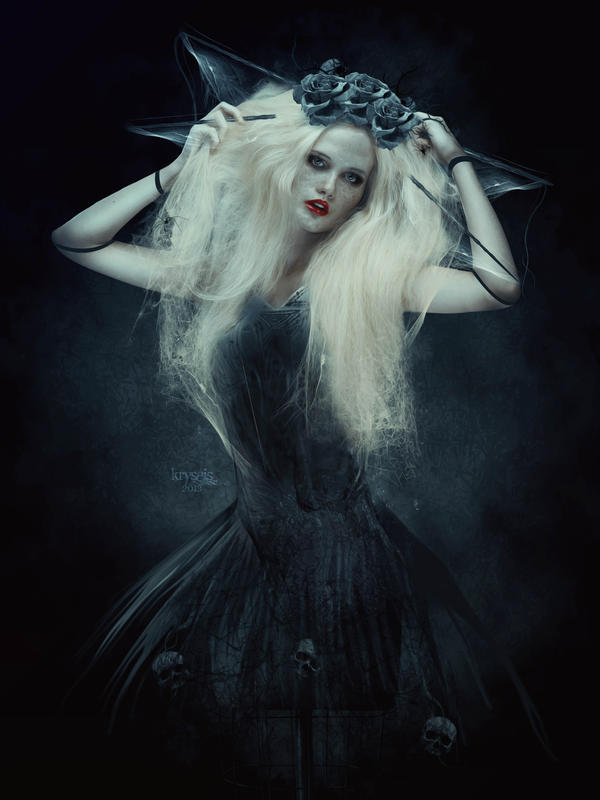 Fragile Doll by Kryseis-Art