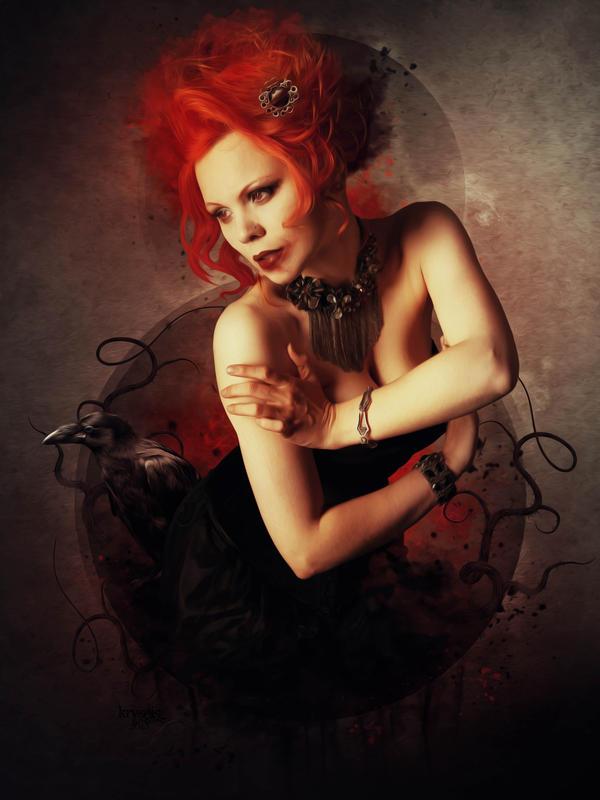 The Devil by Kryseis-Art
