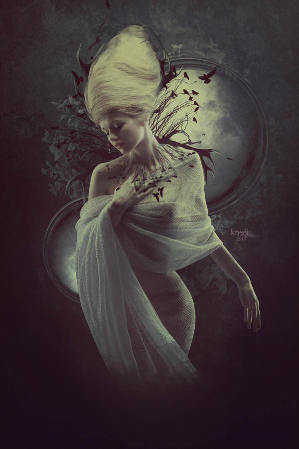 Grace by Kryseis-Art