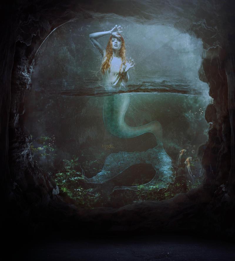 Ariel by Kryseis-Art