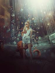 Invasion by Kryseis-Art