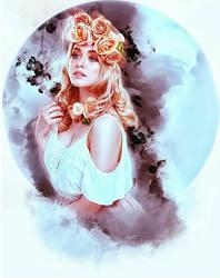 Sweet Lady by Kryseis-Art