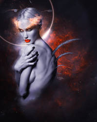 The Devil Inside by Kryseis-Art