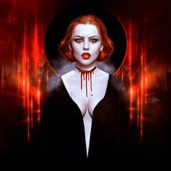 Devil  by Kryseis-Art