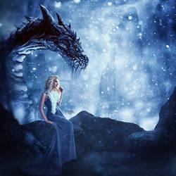 Daenerys by Kryseis-Art