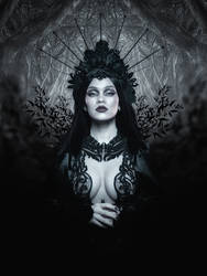 Duchesse des ombres by Kryseis-Art