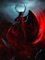 La deesse Rouge