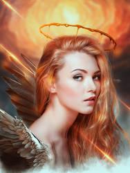 Ange de Lumiere