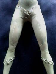 Bloodrayne sculpt by lito by litofernandez