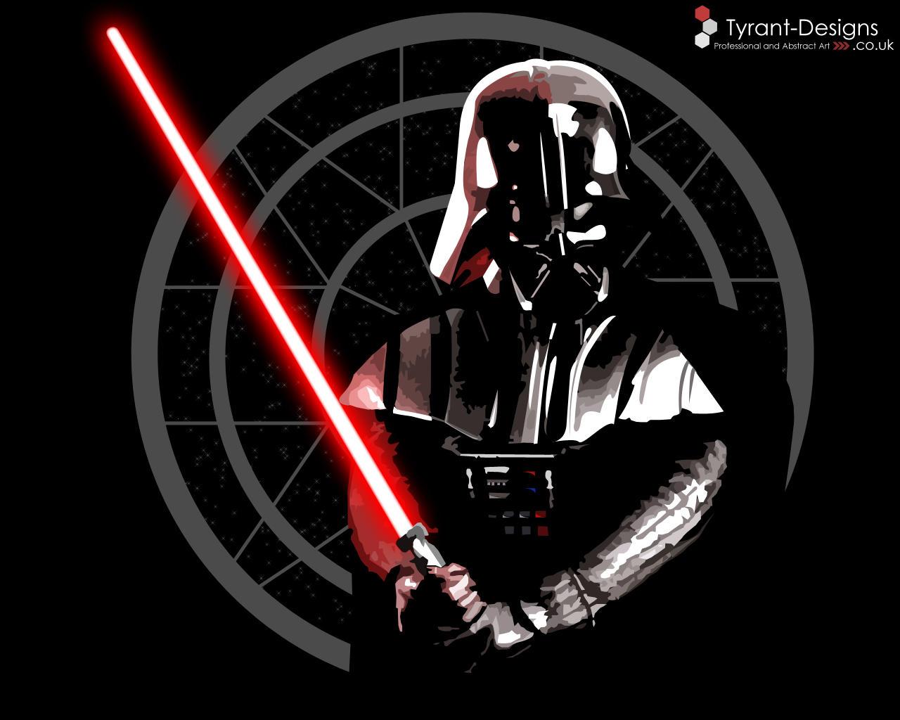 Darth Vader by Tyrant-Designs
